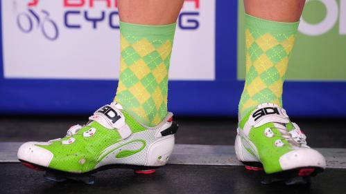 Tour de France : la chaussette, cet accessoire qui fait perdre les pédales au monde du vélo