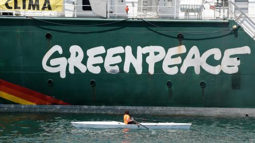 La justice interdit à Greenpeace de s'approcher des convois de matières radioactives sur le territoire français jusqu'au 25 septembre