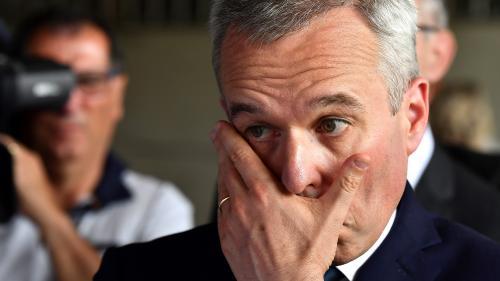 """Dîners polémiques de François de Rugy: selon l'enquête menée par l'Assemblée nationale, il s'agissait bien de """"dîners professionnels"""""""