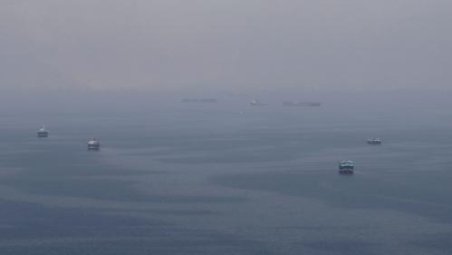 """L'Iran affirme avoir """"confisqué"""" un pétrolier britannique dans le détroit d'Ormuz, un autre navire saisi puis relâché"""