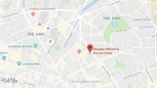 Paris : un homme abattu à l'arme automatique dans le 10e arrondissement, l'auteur des tirs en fuite