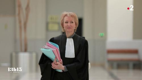 """VIDEO. """"Etre juge aux affaires familiales, c'est être au plus près de la vie des gens"""", dit Cécile Mamelin, JAF à Béthune"""