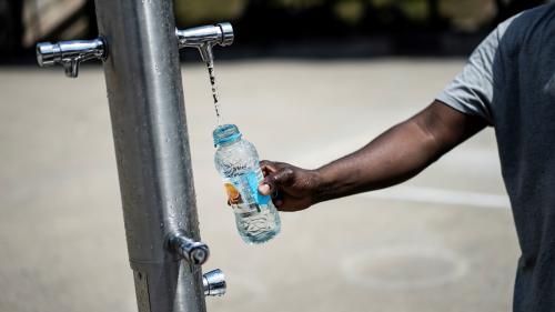 Ile-de-France : la préfecture dément tout risque à boire l'eau du robinet