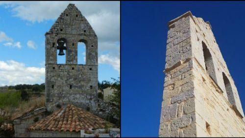 Var : deux cloches ont disparu de chapelles de ce village du Verdon