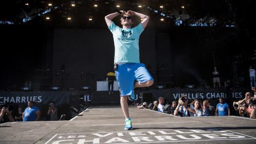 Vieilles Charrues : rap et électro, les nouveaux sons du festival