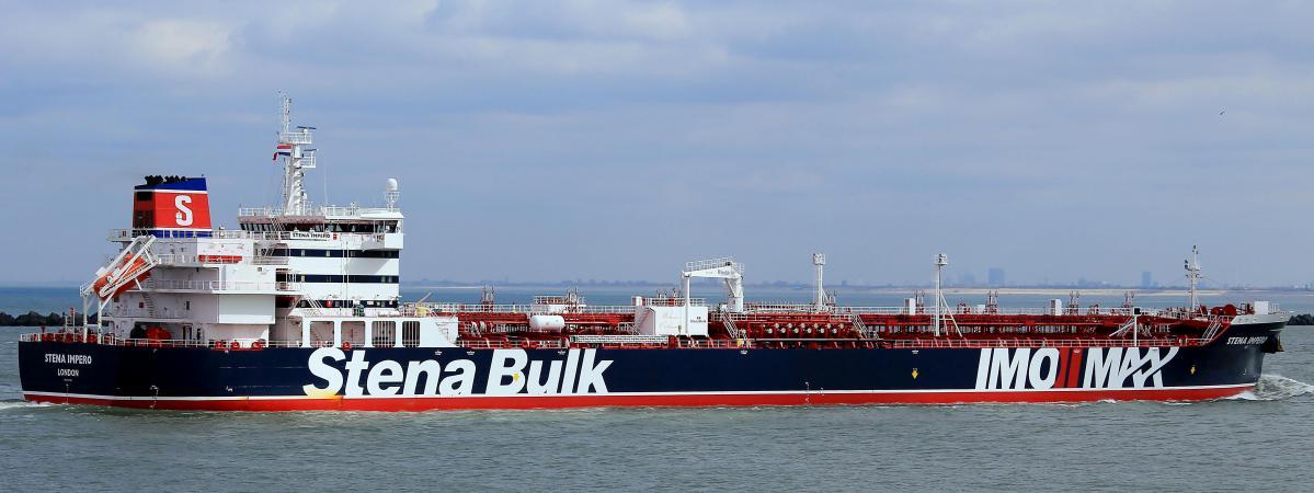 Que se passe-t-il dans le détroit d'Ormuz, où l'Iran a saisi un pétrolier britannique ?