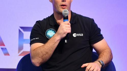 """Premiers pas sur la Lune: """"On a besoin de rêver, de nous sortir de notre condition humaine"""", d'après Thomas Pesquet"""