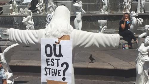"""Disparition de Steve à Nantes : """"On ne fait rien et je ne suis pas sûr qu'on ne sache rien"""""""