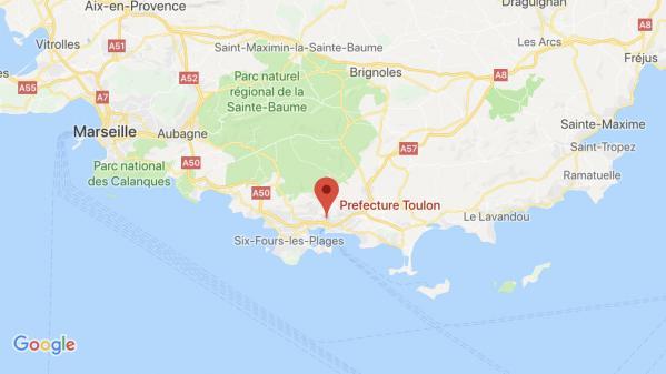 Var : un Arménien, débouté de sa demande d'asile, tente de s'immoler près de la préfecture à Toulon