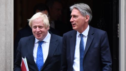 Royaume-Uni : le ministre des Finances démissionnera si Boris Johnson devient Premier ministre