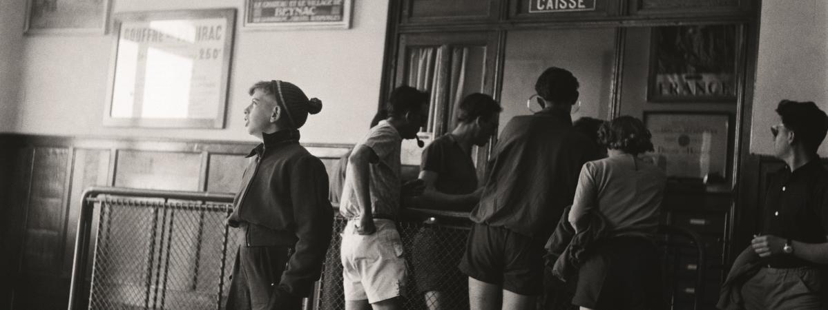 Expos d'été. Exposition Robert Doisneau au Gouffre de Padirac jusqu'au 3 novembre