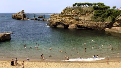 La France au 17e rang du classement des meilleures eaux de baignade en Europe