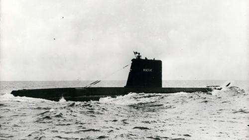 """Découverte de l'épave du sous-marin """"La Minerve"""" : """"J'étais persuadée que le sous-marin n'était pas loin"""", raconte la veuve d'un marin"""