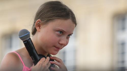 """""""Elle représente le cri d'une génération"""" : des députés défendent la venue de Greta Thunberg à l'Assemblée"""