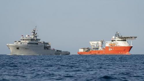 """Le sous-marin """"La Minerve"""", disparu il y a 50 ans, a été retrouvé au large de Toulon"""