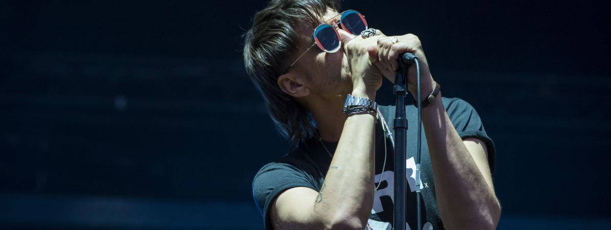 The Strokes à Lollapalooza Paris : une dose de rock à l'état pur