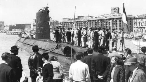 """Découverte de l'épave du sous-marin """"La Minerve"""": """"C'est une énorme émotion, c'est la fin d'un long combat"""""""