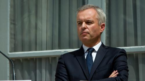 Placard sur mesure à 17 000 euros, tabourets Ikea... Trois choses à retenir de l'enquête du gouvernement sur le logement de François de Rugy