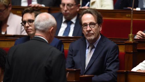 La République en marche : Gilles Le Gendre réélu à la tête des députés de la majorité dès le premier tour d'un vote interne