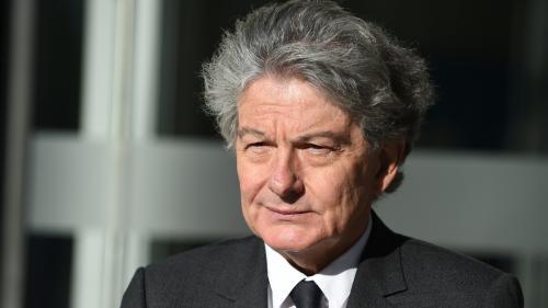 L'ex-ministre de l'Economie Thierry Breton frappé et séquestré lors d'un cambriolage