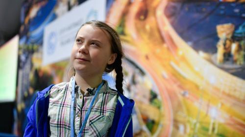 DIRECT. Greta Thunberg prend la parole devant les députés pour évoquer le réchauffement climatique