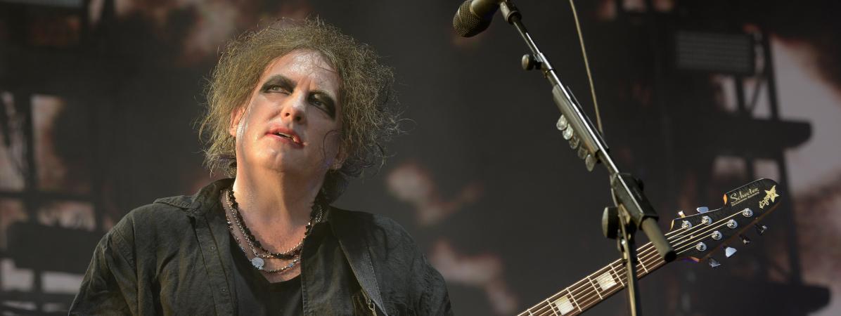 The Cure à Rock en Seine : révisez le coeur de la setlist avec une douzaine de chansons