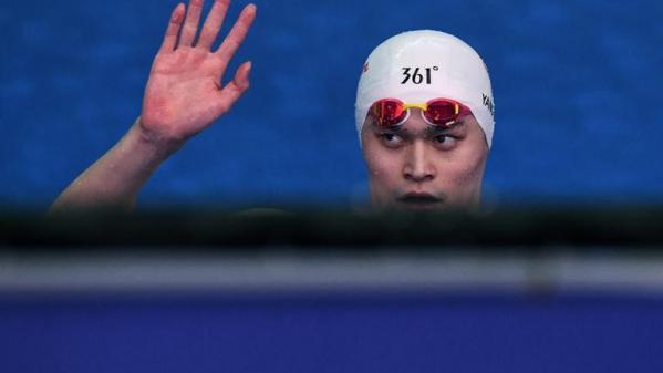 Mondiaux de natation : pourquoi le nageur chinois Sun Yang est-il le pestiféré des bassins ?