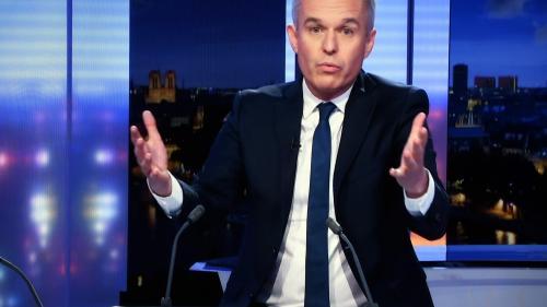 Ce qu'il faut retenir de la première interview de François de Rugy depuis sa démission
