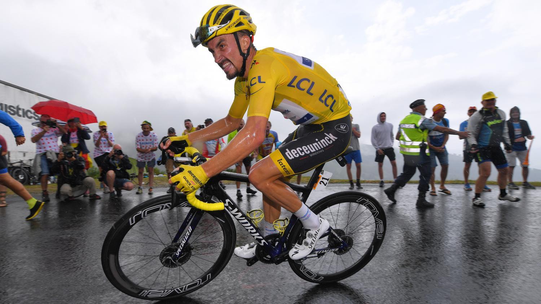 Tour De France Velo Pourri Nutella Batterie On Vous Presente Julian Alaphilippe Le Coureur Qui Voit La Vie En Jaune