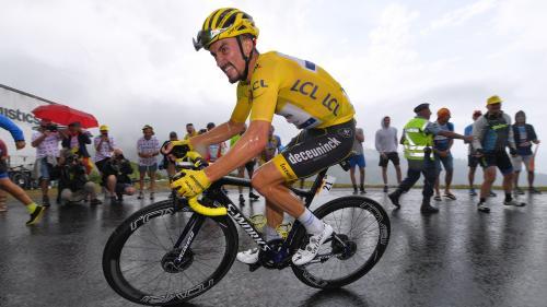 """Vélo """"pourri"""", Nutella, batterie... On vous présente Julian Alaphilippe, le coureur qui voit la vie en jaune"""