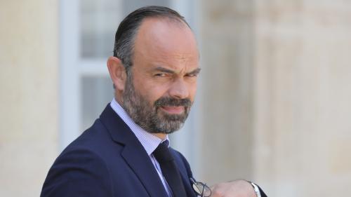 """Canicule : Edouard Philippe appelle à """"faire très attention aux personnes isolées"""""""