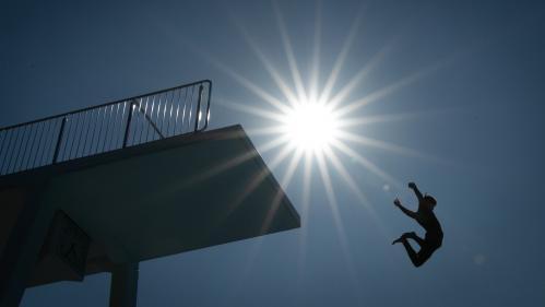 Canicule en Europe : les records de chaleur battus en Belgique, aux Pays-Bas et en Allemagne