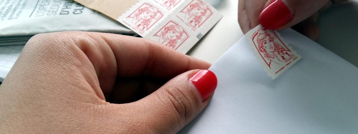 Le prix du timbre va s'envoler d'ici 2020