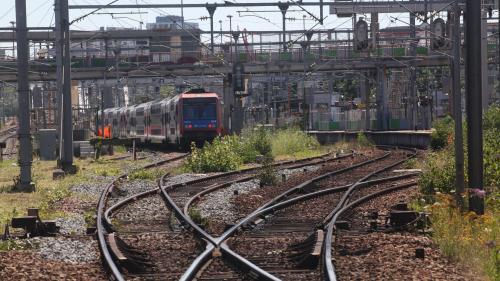 """Canicule: """"Les installations ferroviaires ne sont pas dimensionnées pour résister à ce genre d'aléas"""""""