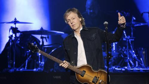 Paul McCartney dispose de centaines de sons captés pendant des enregistrements, et pourrait bien en faire un album