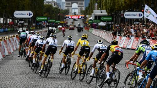 DIRECT. Tour de France 2019 : apothéose attendue sur les Champs-Elysées pour Egan Bernal, regardez la dernière étape
