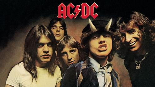 "L'album culte d'AC/DC ""Highway to Hell"" fête ses 40 ans"