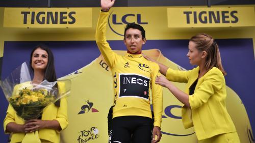 Tour de France : Egan Bernal s'empare du maillot jaune aux dépens de Julian Alaphilippe après l'arrêt de la 19e étape