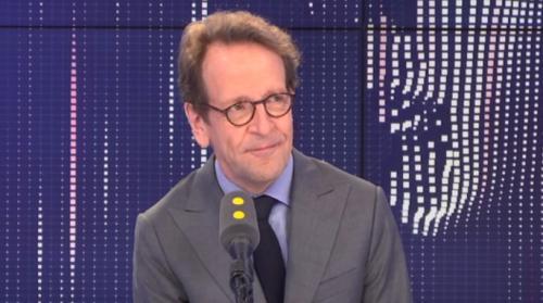 """VIDEO. Affaire de Rugy : """"Est-ce que ça nécessitait une démission ? Sans doute pas"""", selon Gilles Le Gendre"""