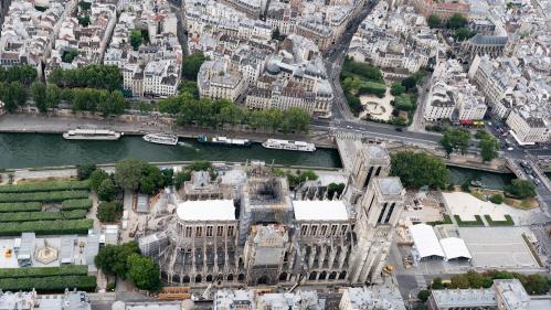 Pollution au plomb près de Notre-Dame : deux centres de loisirs, situés dans deux écoles du 6e arrondissement parisien, fermés