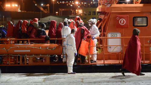Migrants : 242 personnes secourues en Méditerranée par les autorités marocaines