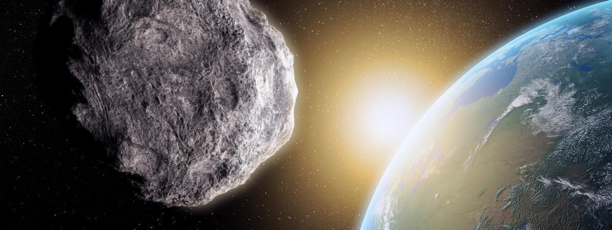 Astéroïdes : quels dangers pour la Terre ?