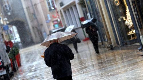 Pluie et inondation : sept départements de l'Est en vigilance orange