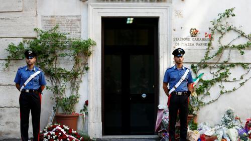 Ce que l'on sait du mystérieux meurtre d'un carabinier italien pour lequel deux jeunes touristes américains ont été arrêtés
