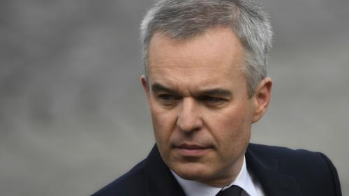 """""""Nous savons très bien qui c'est"""" : François de Rugy dit avoir été la victime d'une """"vengeance personnelle"""""""