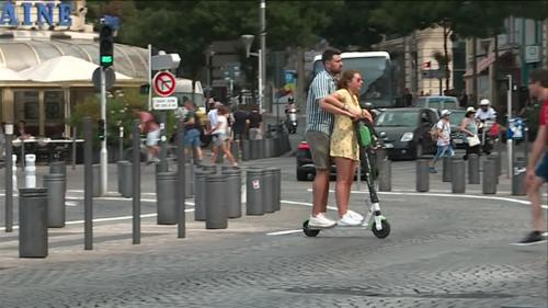 Trottinettes électriques : Marseille anticipe la loi