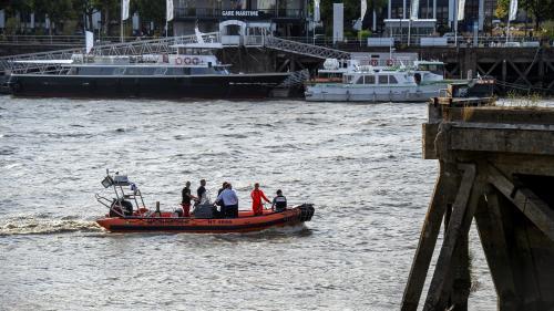 """Nantes : """"Il y a de fortes probabilités"""" que le corps retrouvé ce soir dans la Loire soit celui de Steve Maia Caniço, annonce l'avocate de la famille"""