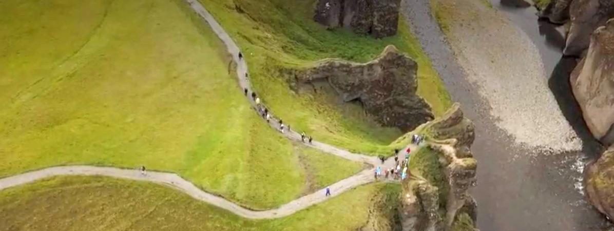 Sites en péril : l'Islande, victime de son succès