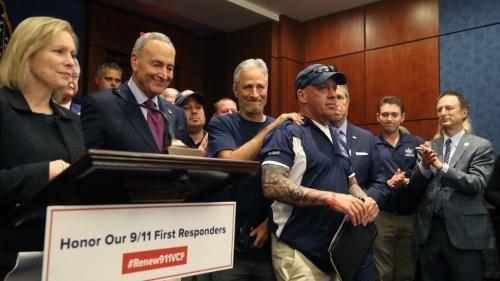 Les secouristes du 11-Septembre tombés malades lors des opérations de déblaiement vont bénéficier d'une aide médicale à vie