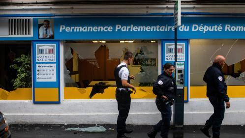 """TRIBUNE. """"Nous sommes en train de nous habituer à l'intolérable"""" : des députés bretons de la majorité dénoncent les dégradations des permanences"""